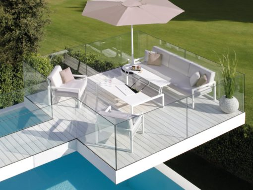 Ninix Lounge / Palma umbrella