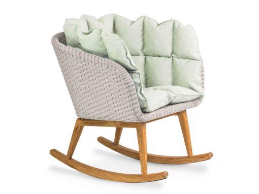 Shell Rocking Chair