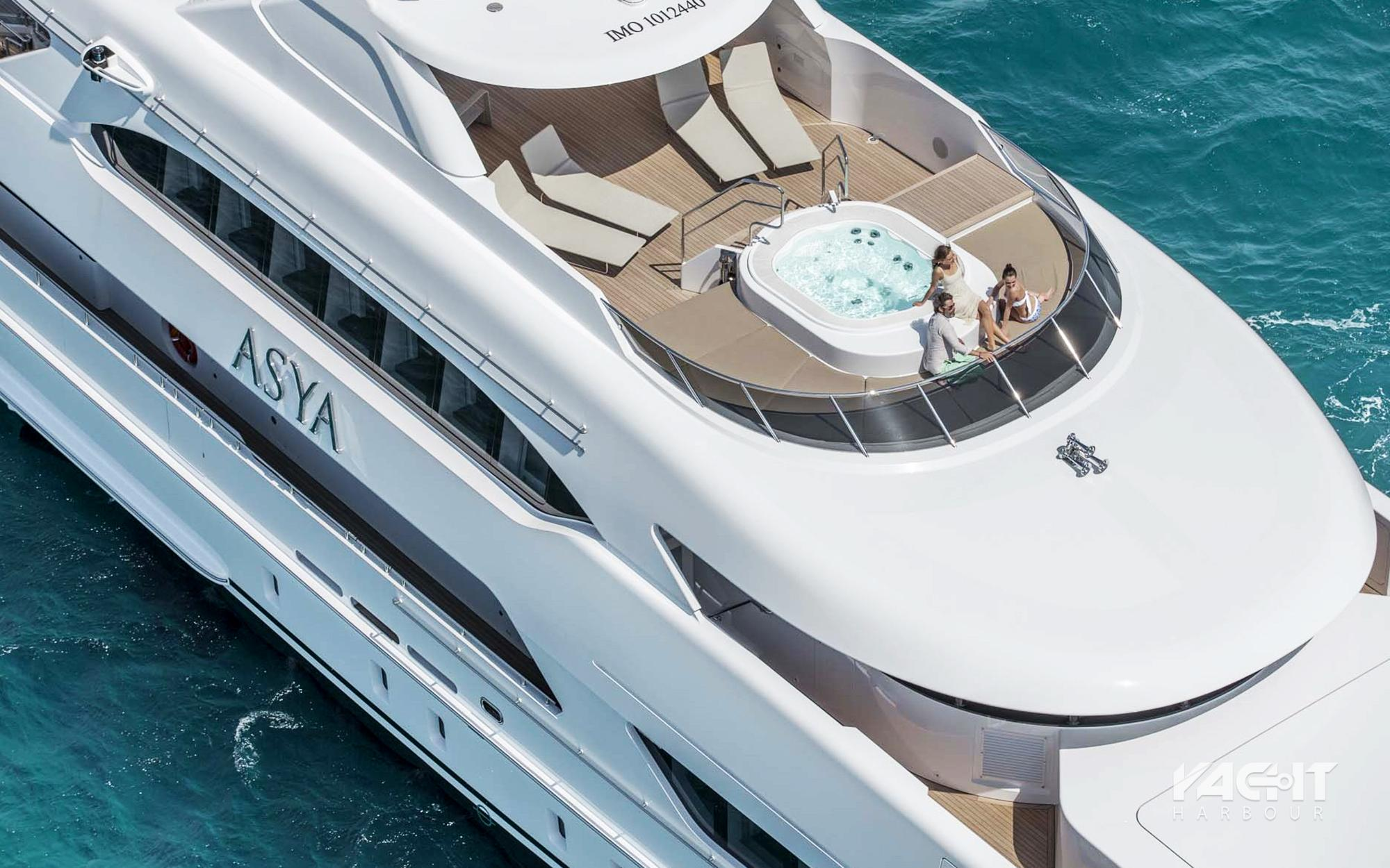 Asya upper deck