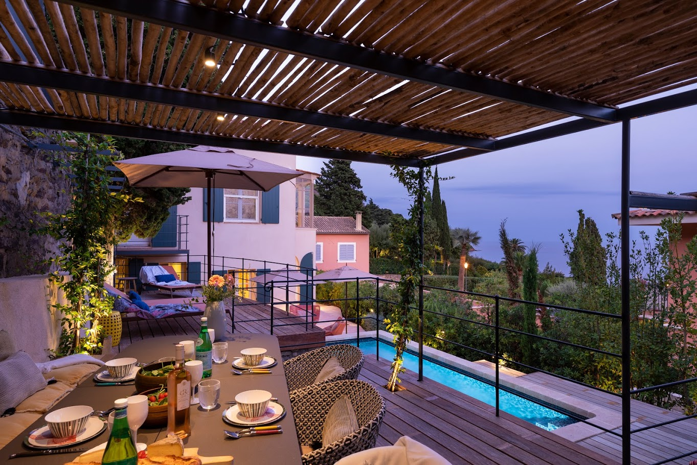 villa Zuid-Frankrijk